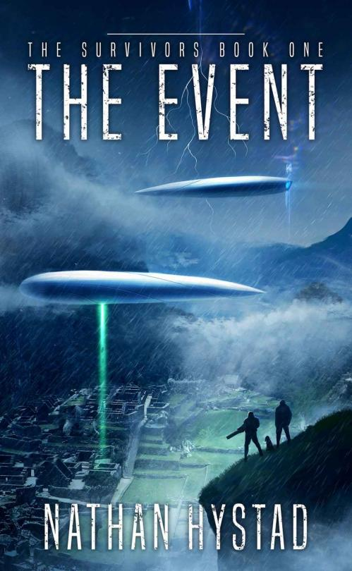 The Event (The Survivors, n 1) by Nathan Hystad