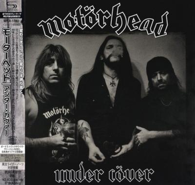 Motörhead - Under Cöver [Japanese Edition] (2017) FLAC
