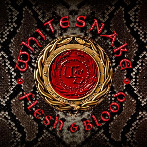Whitesnake - Flesh & Blood (Deluxe Edition) [] (2019)