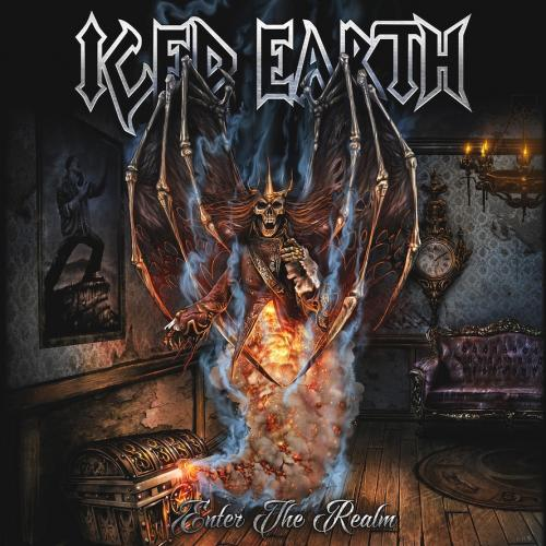 Iced Earth - Enter The Realm - EP  (2019)
