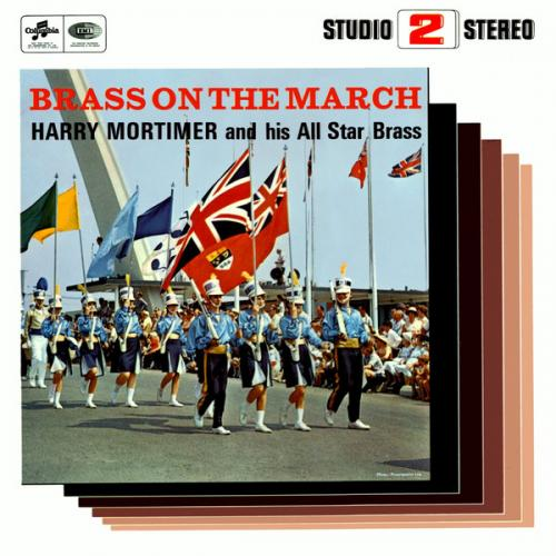 Brass On The March - Bands of BMC, Fairey & Fodens (Mortimer) -