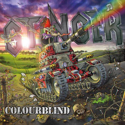Stinger - Colourblind (2019)