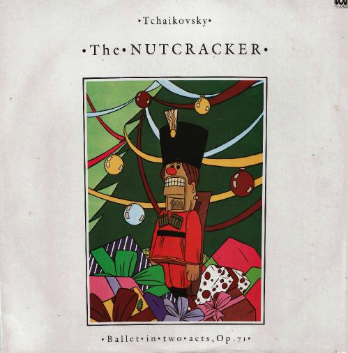 Tchaikovsky The Nutcracker in Two Acts - Queensland Symphony Orch  (Albert) - [1991]