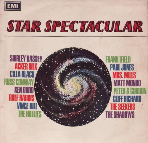 Star Spectacular - In Aid Of United Nations Childrens Fund - VA -