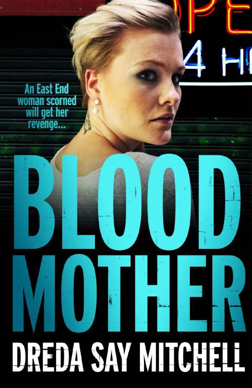 Blood Mother (Flesh and Blood Trilogy, n 2) by Dreda Say Mitchell