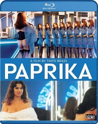 Паприка / Paprika / (1991) BDRemux 1080p