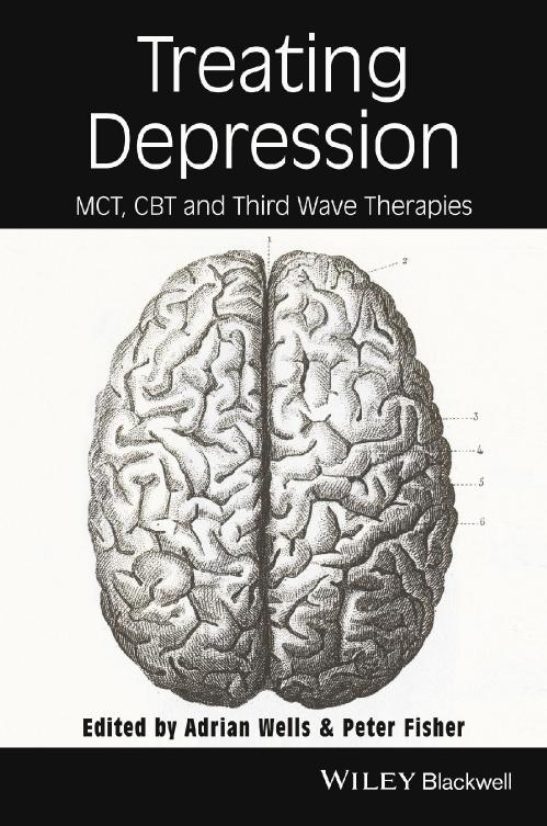 Treating Depression-  [Adrian Wells, Peter Fisher]