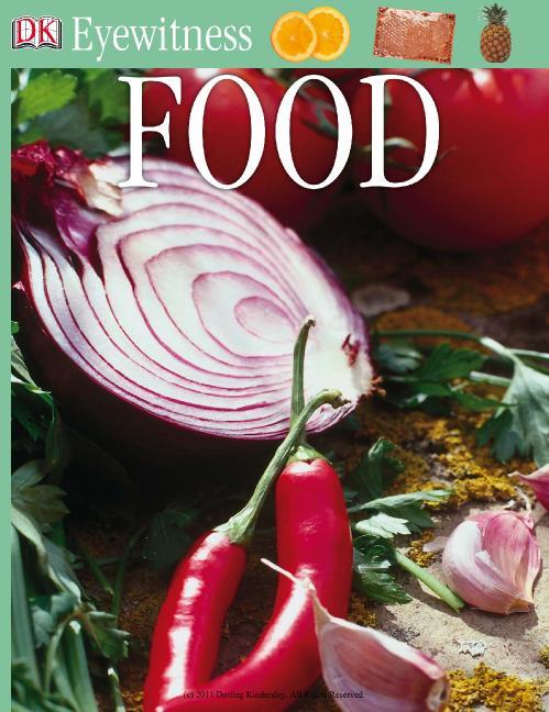 Food (DK Eyewitness Books)