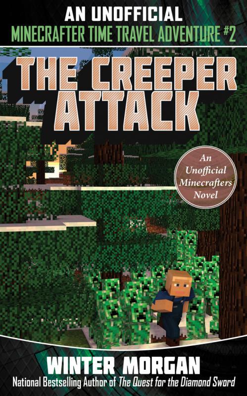 Creeper Invasion by Winter Morgan
