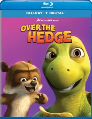Лесная братва / Over the Hedge (2006) BDRemux 1080p