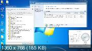 Windows 7 pro sp1 x64 reborn cut-lite v.1.2019 by winrone (rus). Скриншот №2