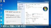 Windows 7 pro sp1 x64 reborn cut-lite v.1.2019 by winrone (rus). Скриншот №1