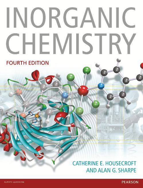 Inorganic C [Catherine Housecroft, Alan G Sharpe]