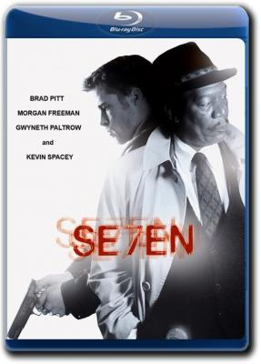 Семь / Se7en / Seven (1995) BDRip 720р | Open Matte