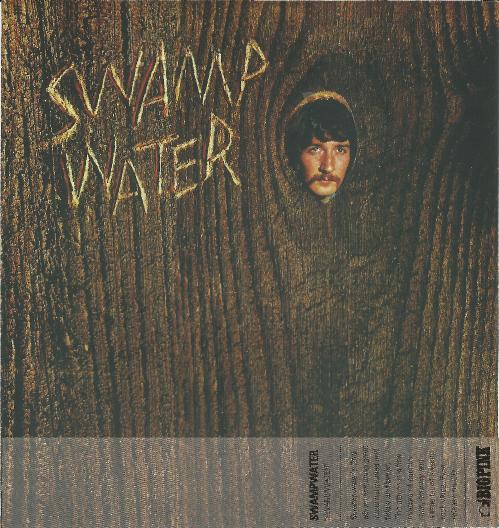 Swampwater - Swamp Water (1971; 2019 Korean)