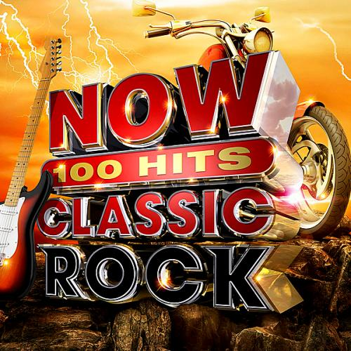 NOW 100 Hits Classic Rock (2019)