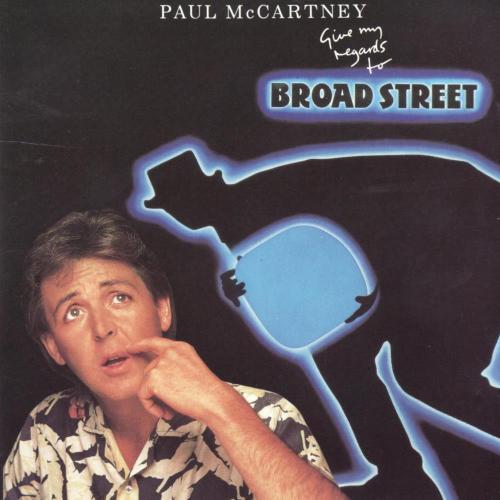 Paul McCartney - Give My Regards To Broad Street 1984