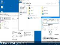 Windows 10 Enterprise LTSB x64 14393.2969 by Semit (ENG/RUS/UKR/2019)