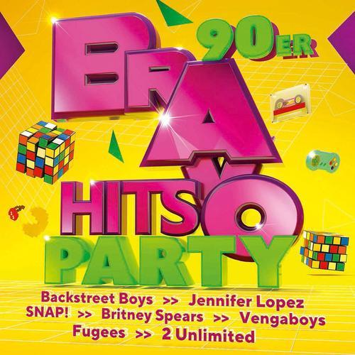 VA - Bravo Hits Party 90er (3CD) (2019) Mp3