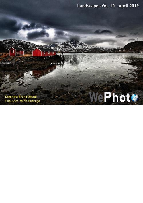 WePhoto Landscapes - Volume 10 - April (2019)
