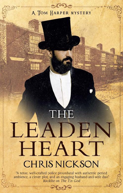 The Leaden Heart - Chris Nickson