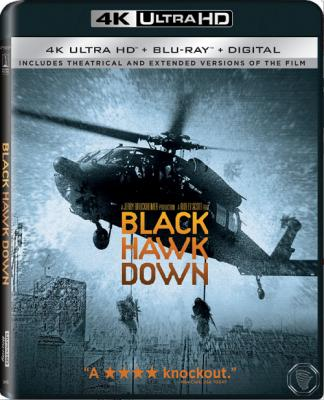 Падение Черного ястреба / Black Hawk Down (2001) BDRemux 2160p | HDR | Расширенная версия