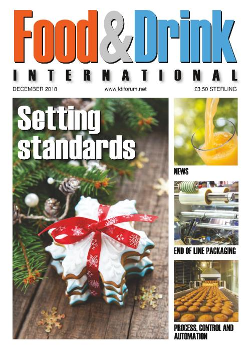 Food and Drink International December (2018)