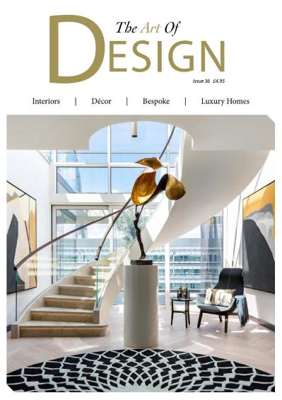 The Art of Design Issue 36 (2019)
