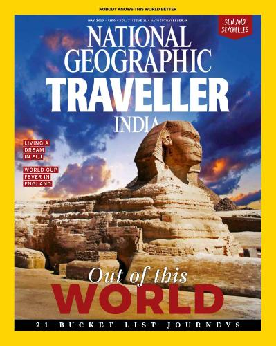 National Geographic Traveller India - May (2019)