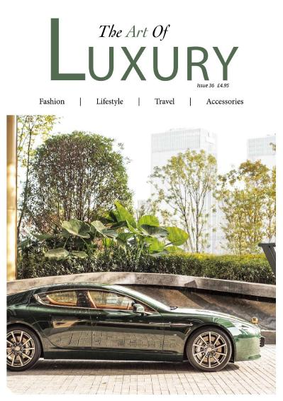 The Art of Luxury Issue 36 (2019)