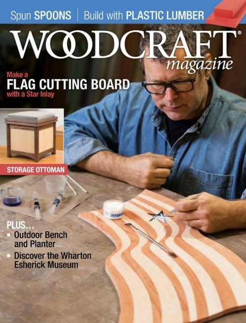 Woodcraft - June-July (2019)