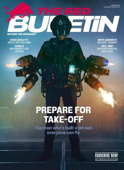 The Red Bulletin UK February (2018)