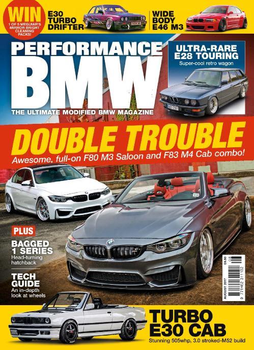 Performance BMW September (2017)