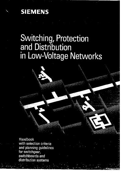 Switching, Protection and Distribution in Low-Voltage Networks