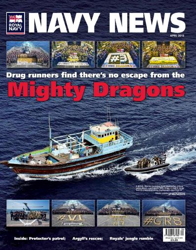 Navy News - April (2019)