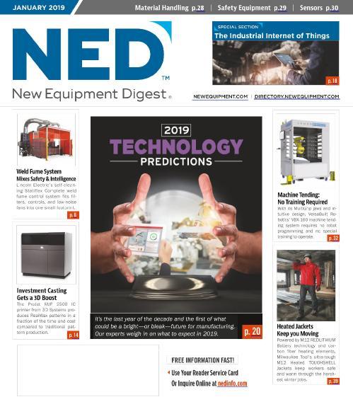 New Equipment Digest Januar(2019)