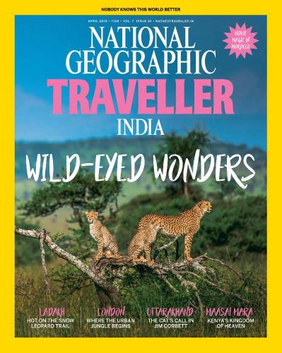National Geographic Traveller India - April (2019)