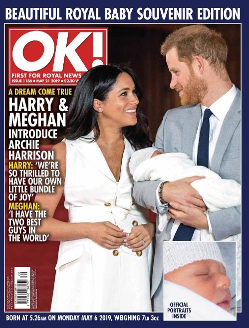 OK 33 Magazine UK 20 May (2019)