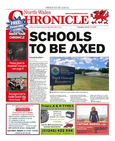North Wales Chronicle - March 14, (2019)