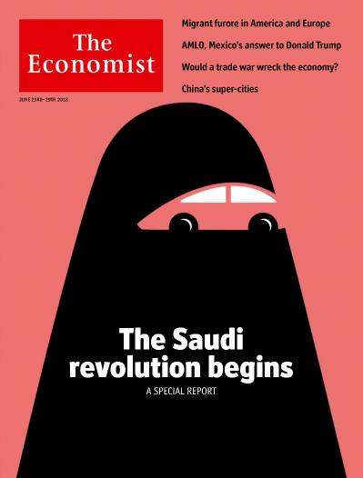 The Economist Continental Europe Edition - June 23 (2018)