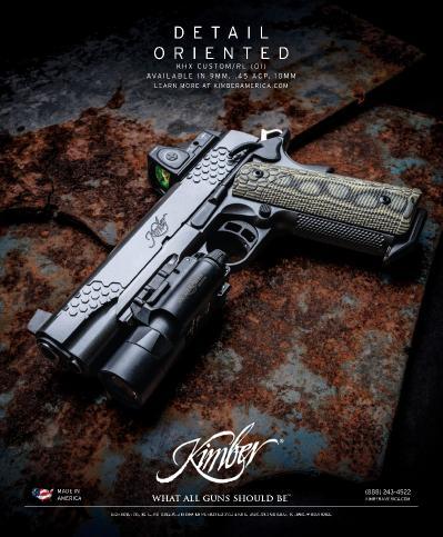RECOIL Presents Concealment May (2019)