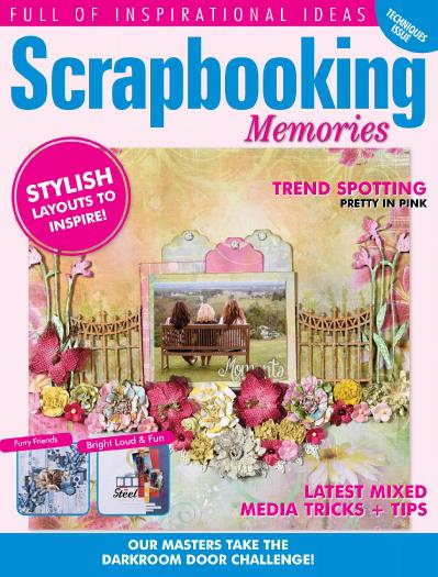 Scrapbooking Memories Volume 20 Issue 5 (2017)