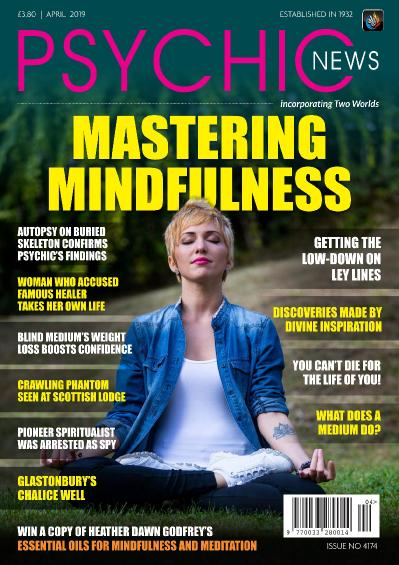 Psychic News - April (2019)