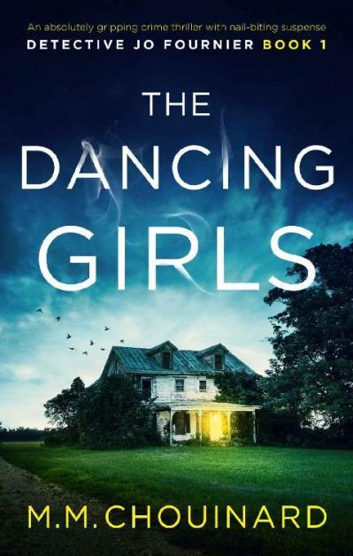 The Dancing Girls by M M  Chouinard