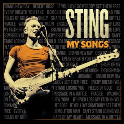 Sting - My Songs [Deluxe] (2019) FLAC