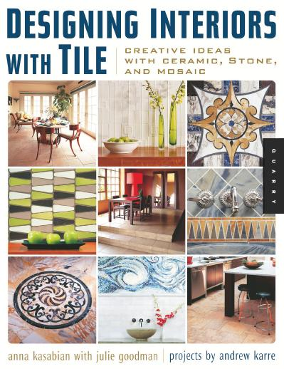 Designing Interiors With Tile Creative Ideas With Ceramic Stone And Mosaic