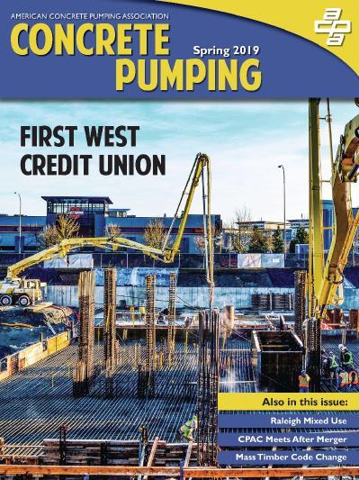 Concrete Pumping - Spring (2019)
