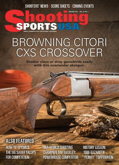 Shooting Sports USA - January (2019)