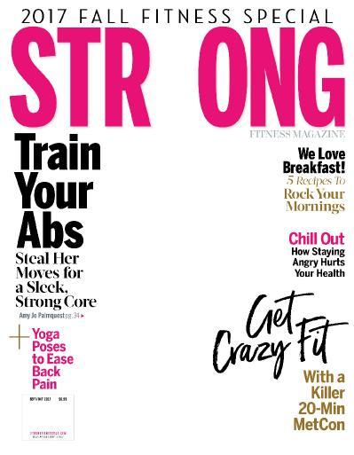 Strong Fitness  September-October (2017)