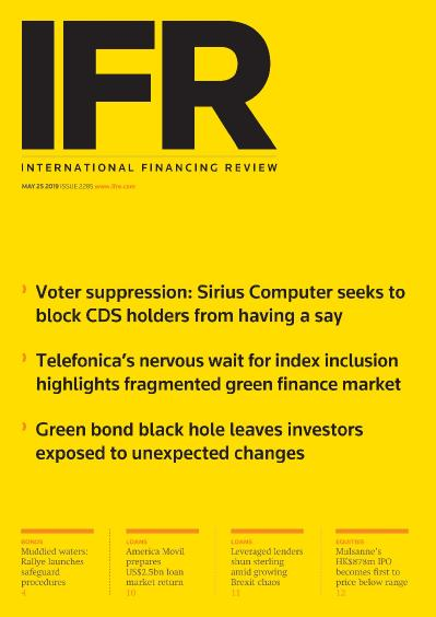 IFR Magazine   May 25 (2019)